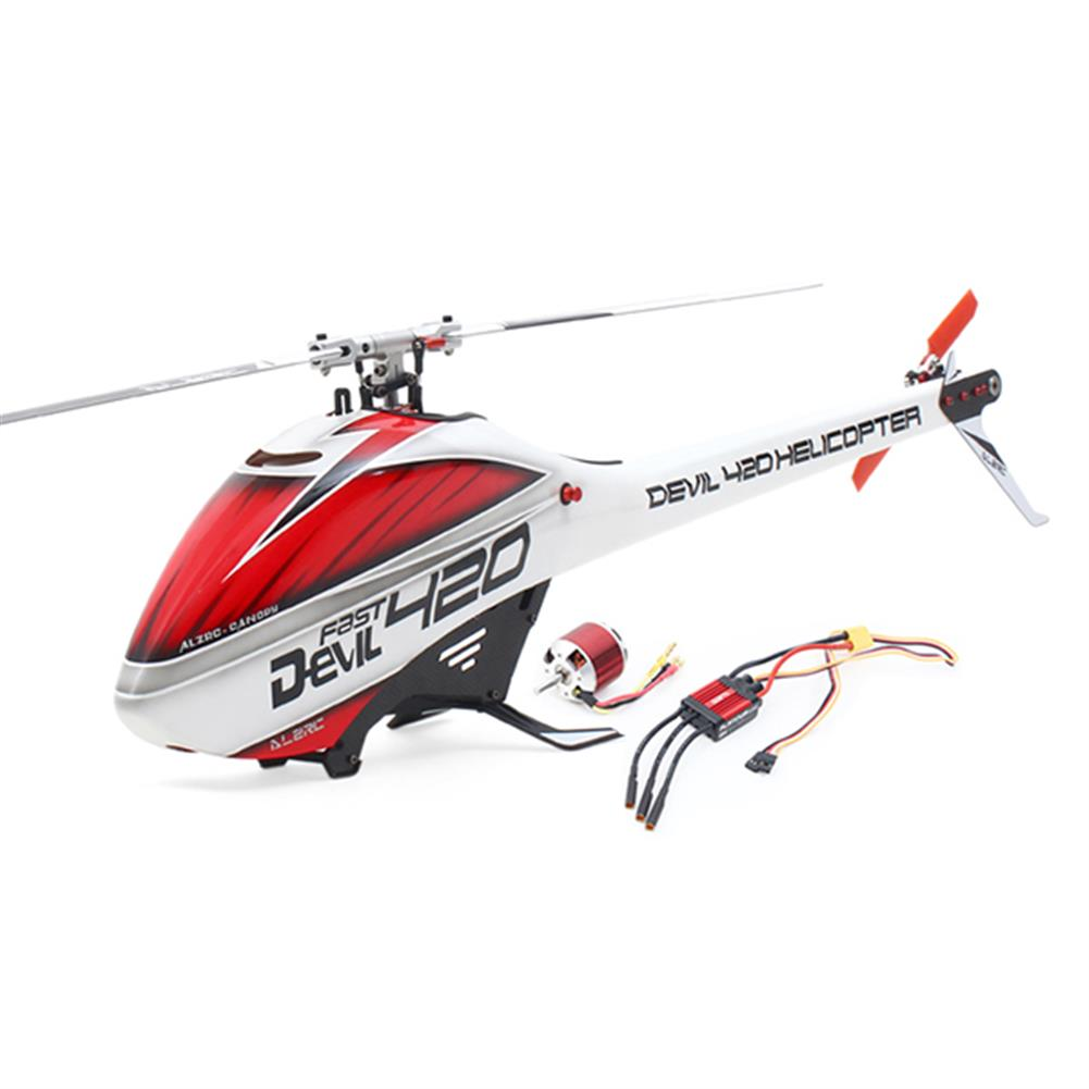 rc-helicopter ALZRC Devil 420 Fast FBL RC Helicopter Standard Combo RC1153204