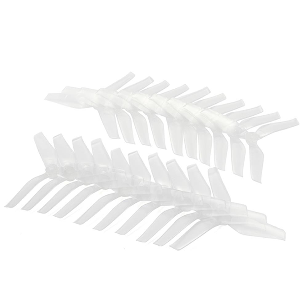multi-rotor-parts 10 Pairs Racerstar V2 5042 5x4.2x3 3 Blade Propeller 5.0mm Mounting Hole for RC Drone FPV Racing RC1153878 3