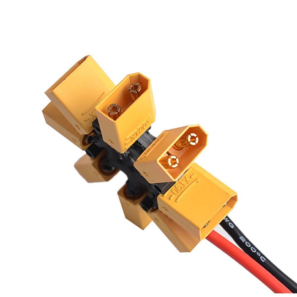 connector-cable-wire Power Supply Distribution Board ESC Connecting Plate XT60 XT90 Plug for Multicopter Drones RC1163175 4