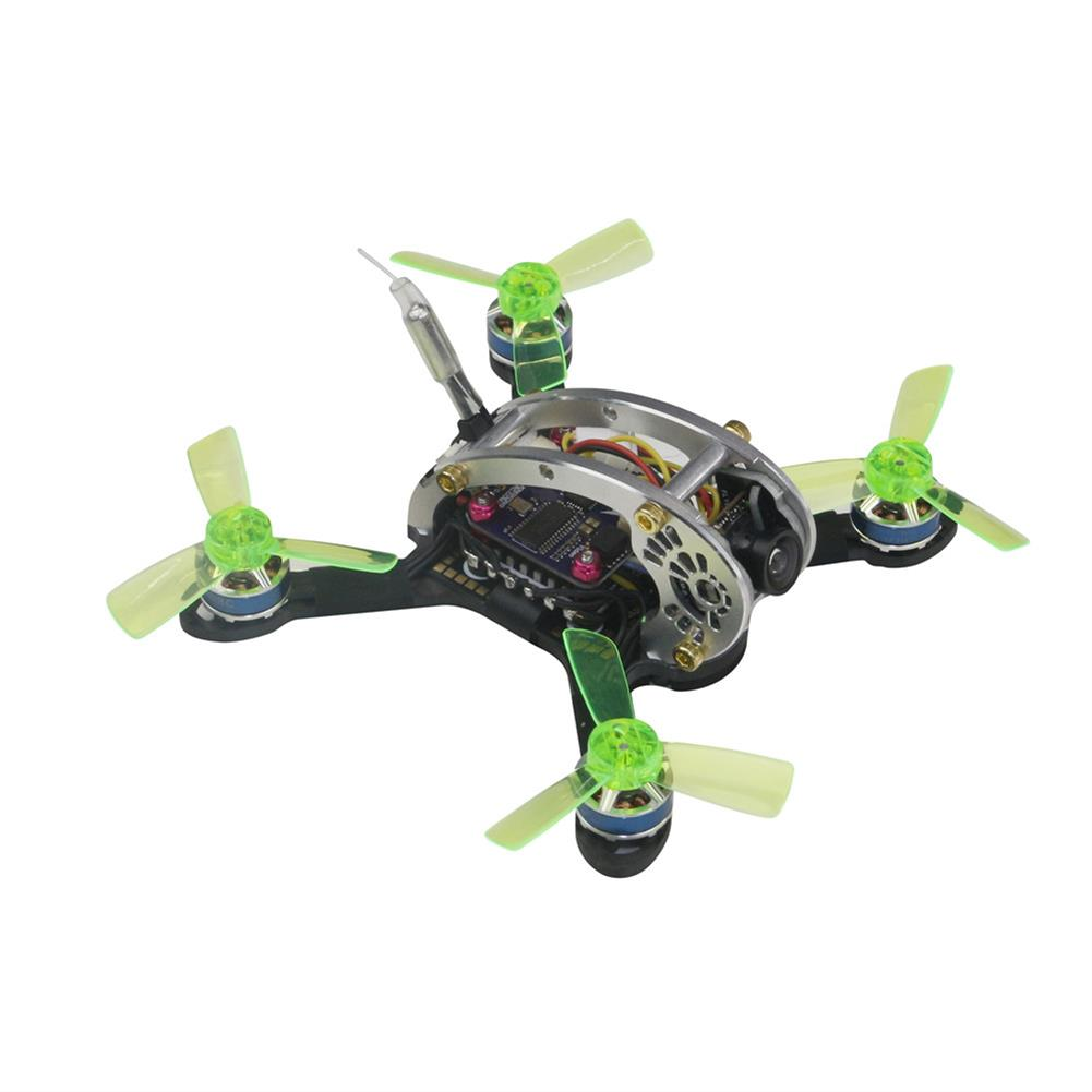 fpv-racing-drones KINGKONG/LDARC FLY EGG V2 100 100mm RC FPV Racing Drone F3 12A 4in1 Blheli_S 25/100MW 800TVL PNP BNF RC1164216