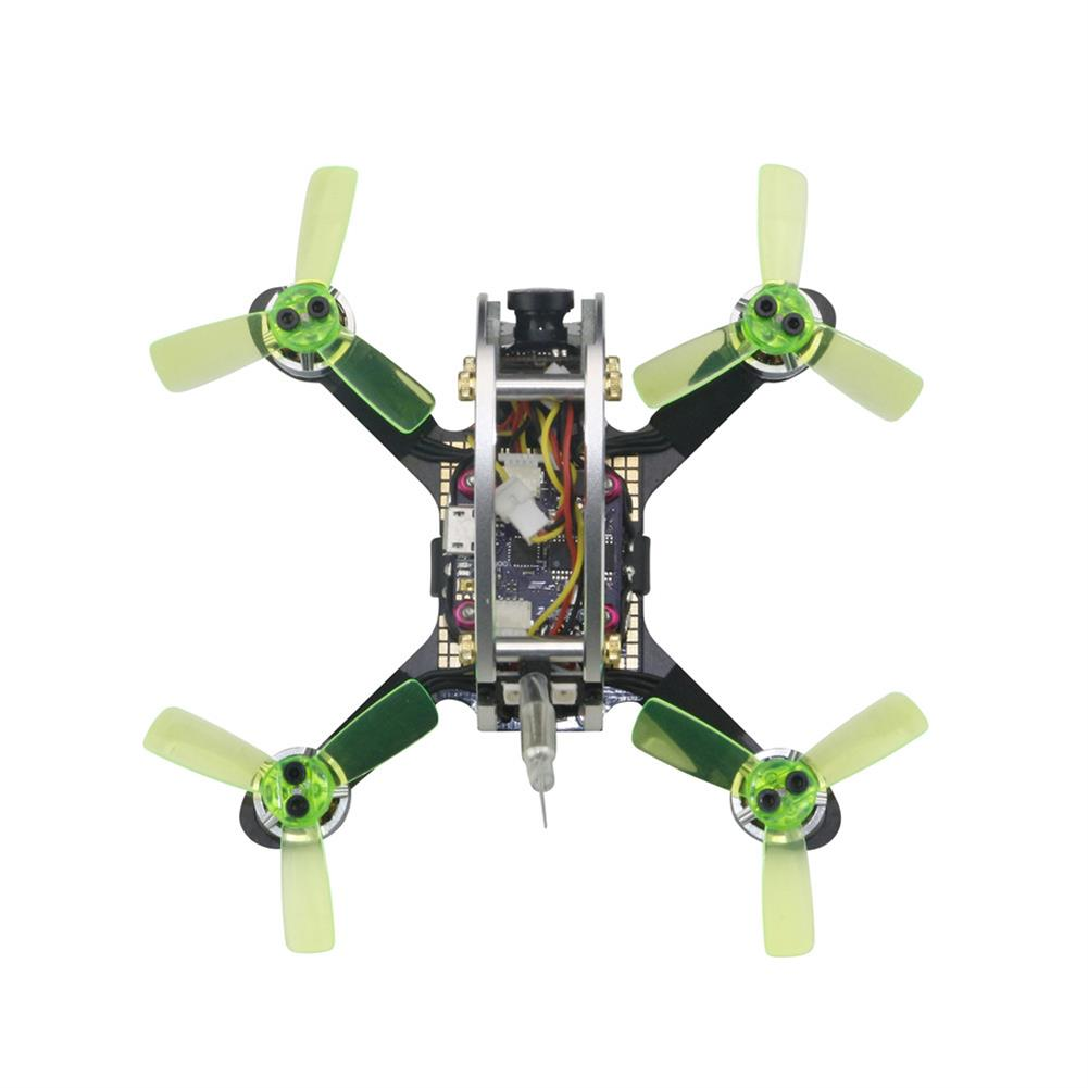 fpv-racing-drones KINGKONG/LDARC FLY EGG V2 100 100mm RC FPV Racing Drone F3 12A 4in1 Blheli_S 25/100MW 800TVL PNP BNF RC1164216 1