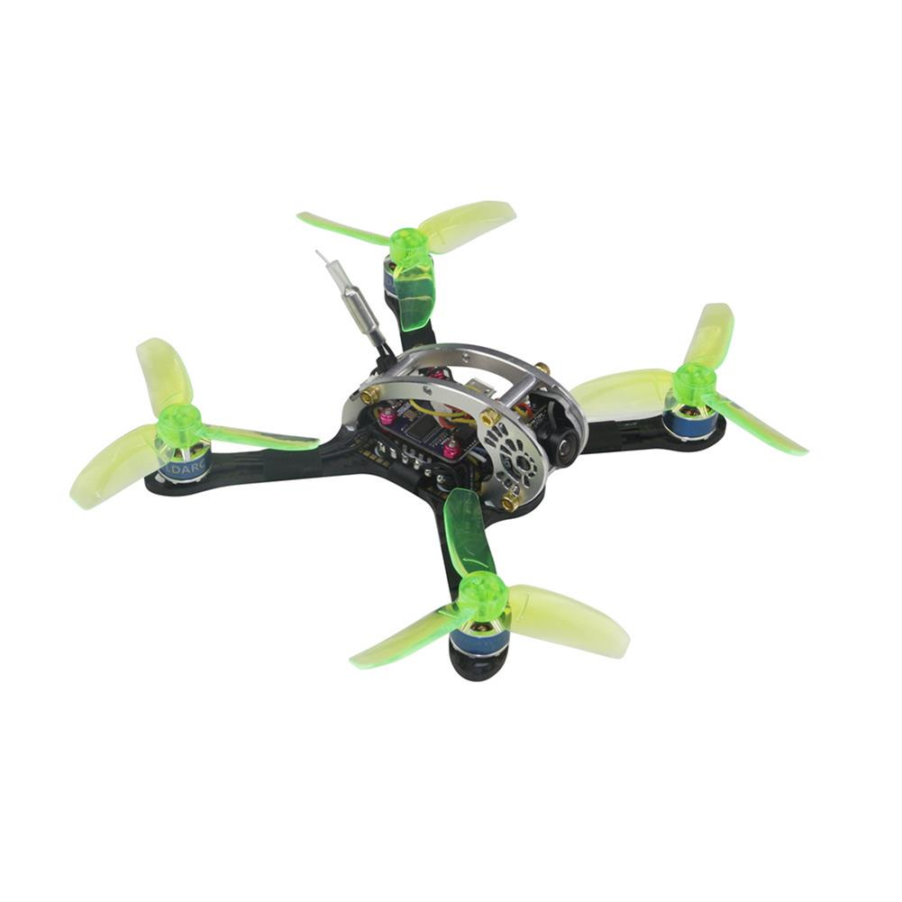 fpv-racing-drones KINGKONG/LDARC FLY EGG V2 130 130mm RC FPV Racing Drone w/ F3 12A 4in1 Blheli_S 16CH 800TVL PNP BNF RC1164224