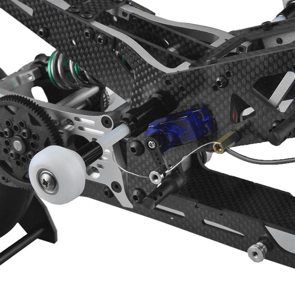 rc-cars FIJON FJ913 1/5 Carbon Fiber Competition Motorcycle Frame RC1164233 2