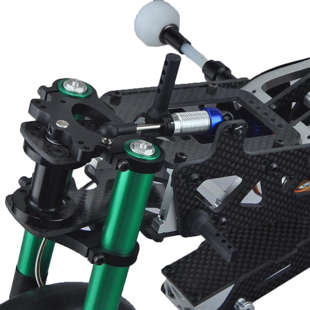 rc-cars FIJON FJ913 1/5 Carbon Fiber Competition Motorcycle Frame RC1164233 3