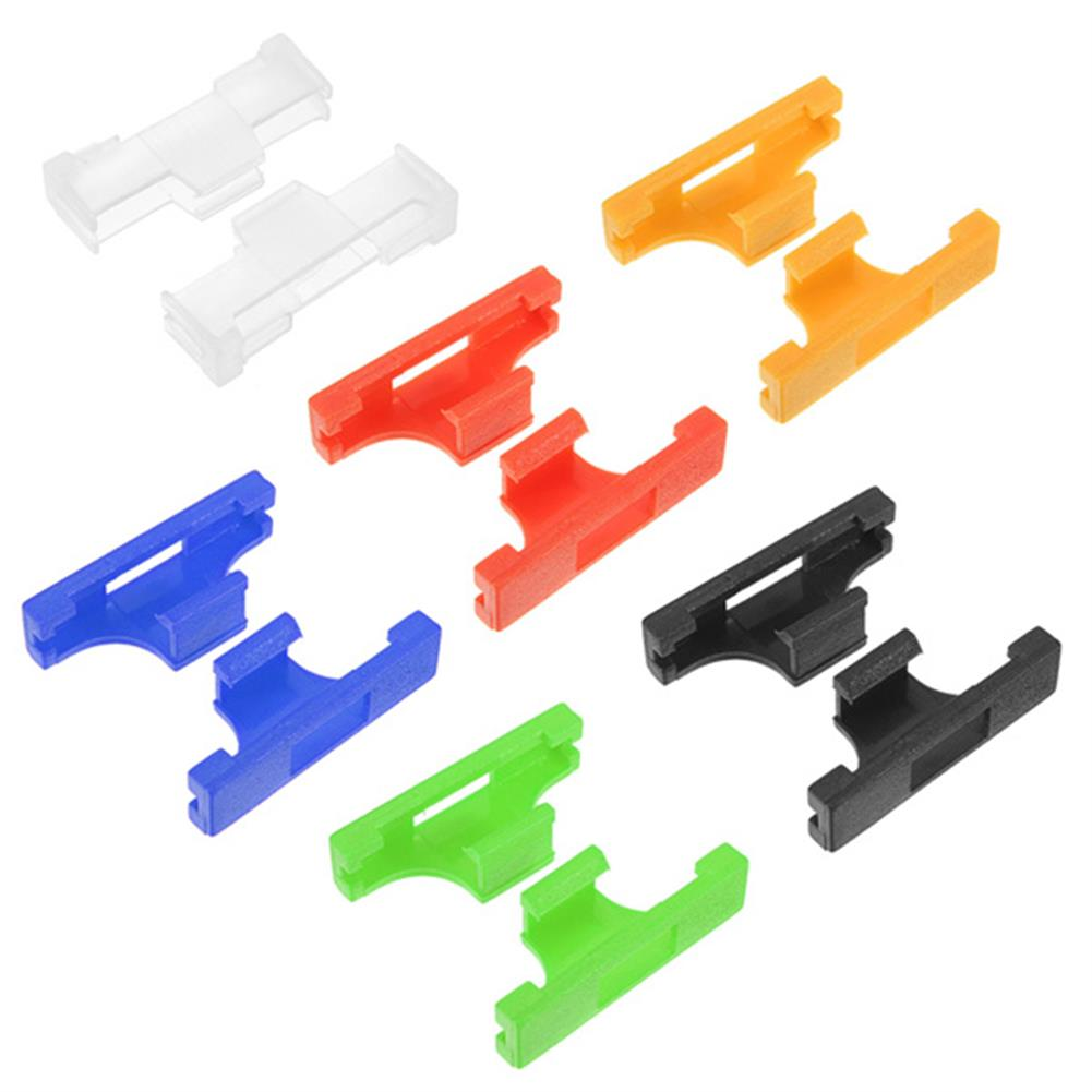 rc-airplane-parts Servo Connector Safety Retainer Clip L32W12H8mm for RC Model RC1165806 1