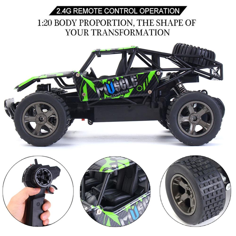 rc-cars CHENGKE 1/20 2.4GHz High Speed 15KM/H Racing Car Waterproof Scale Remote Control Car Road RC1166040 5