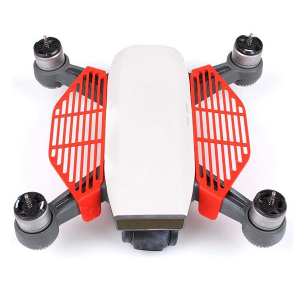 rc-quadcopter-parts 1 Pair RC Quadcopter Spare Parts Finger Protector Board For DJI SPARK RC1168979