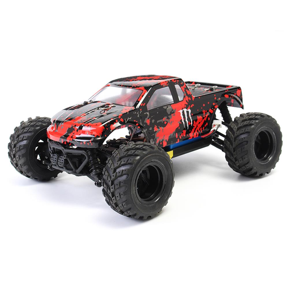 rc-cars HAIBOXING 18859E 1/18 2.4G 4WD 30KM/H Electric Powered Off Road Truck RC1170721