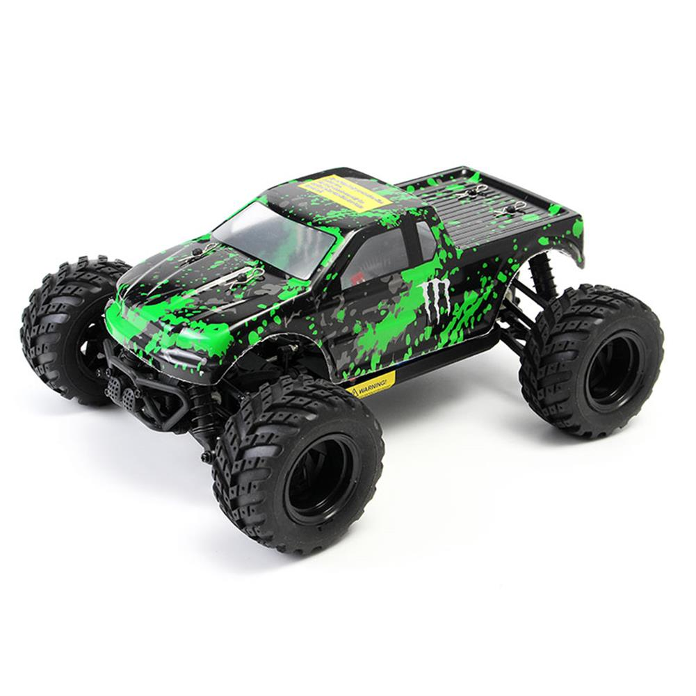 rc-cars HAIBOXING 18859E 1/18 2.4G 4WD 30KM/H Electric Powered Off Road Truck RC1170721 1
