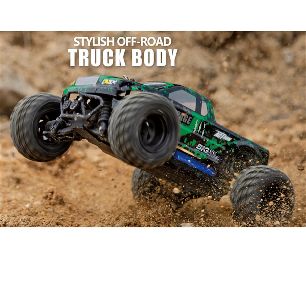 rc-cars HAIBOXING 18859E 1/18 2.4G 4WD 30KM/H Electric Powered Off Road Truck RC1170721 2
