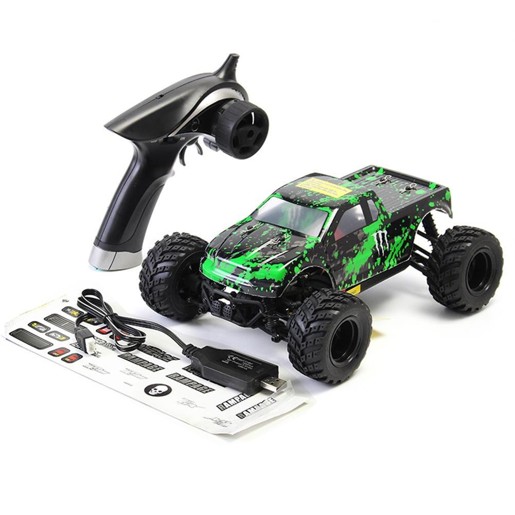 rc-cars HAIBOXING 18859E 1/18 2.4G 4WD 30KM/H Electric Powered Off Road Truck RC1170721 4