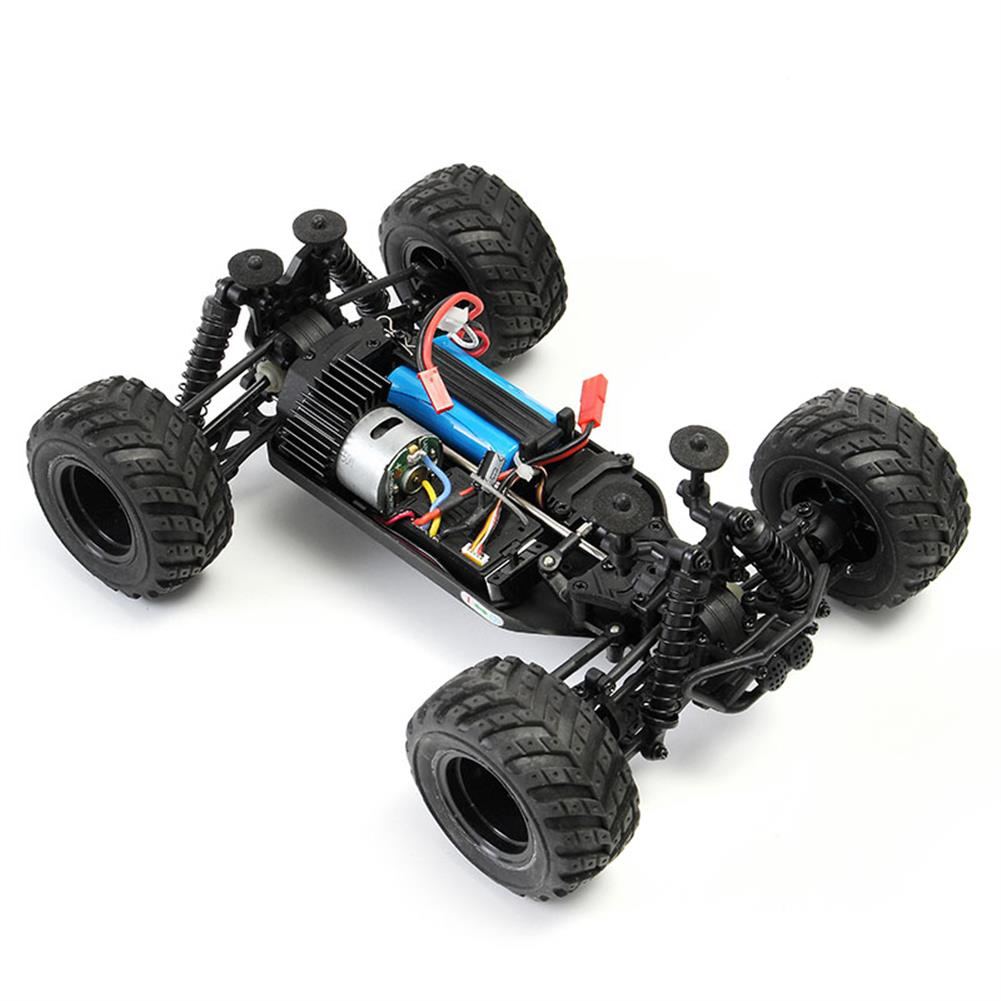 rc-cars HAIBOXING 18859E 1/18 2.4G 4WD 30KM/H Electric Powered Off Road Truck RC1170721 8