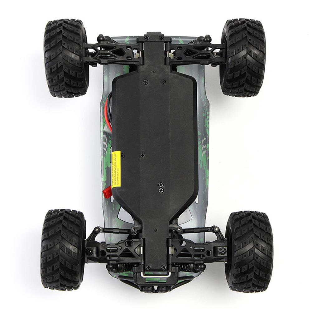 rc-cars HAIBOXING 18859E 1/18 2.4G 4WD 30KM/H Electric Powered Off Road Truck RC1170721 9