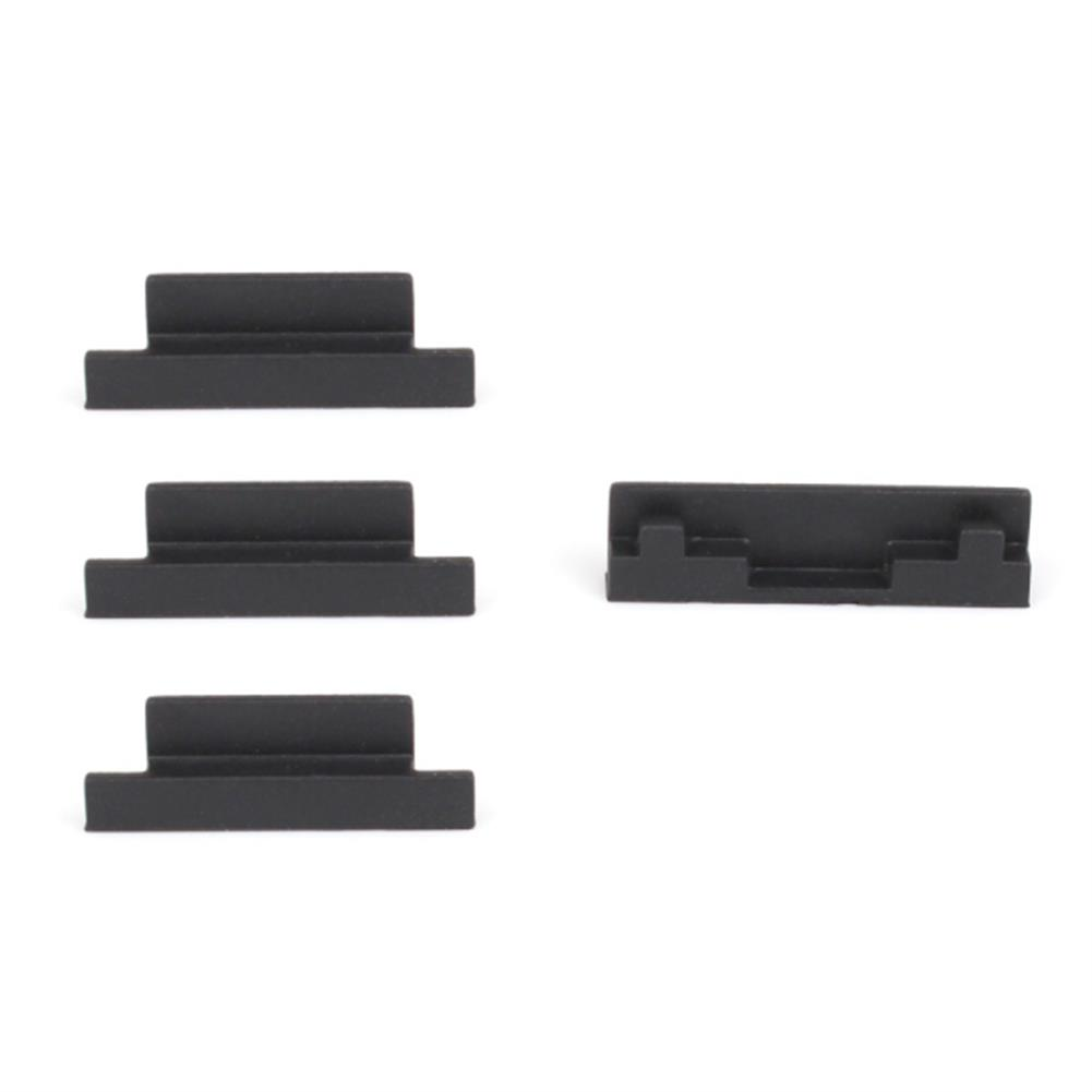 battery-charger Body Battery Contact Silicone Dust Plug Battery Charger Port Protection Cover For DJI Spark RC1173494