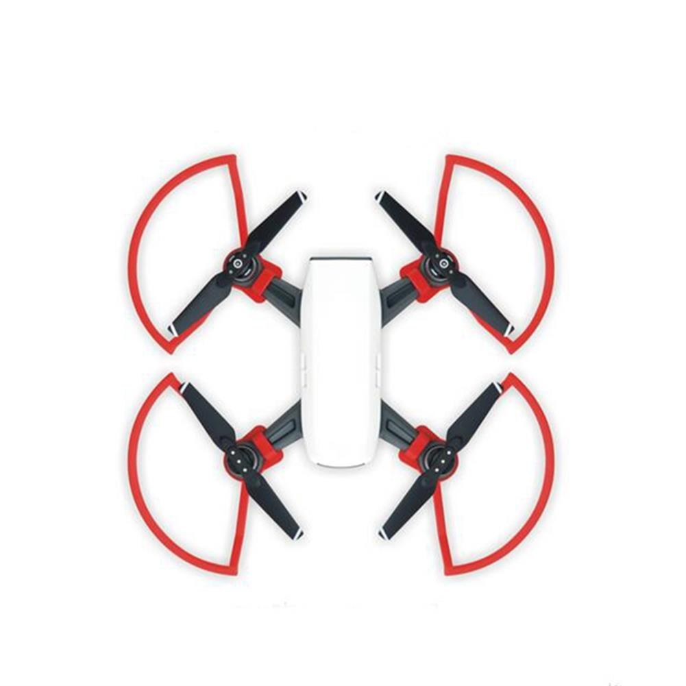 rc-quadcopter-parts Propeller Guards Protection Cover Crashproof Circle for DJI SPARK RC Quadcopter RC1173505
