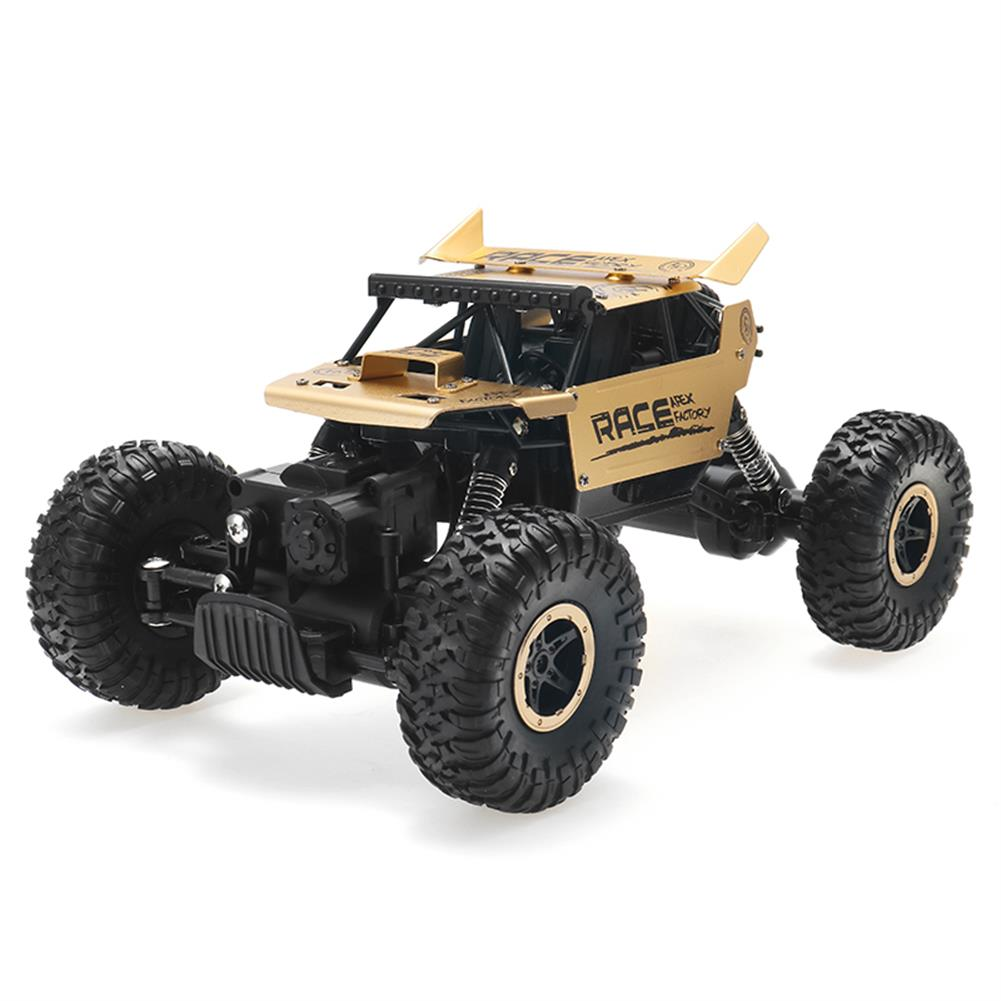 rc-cars Flytec 9118 1/18 2.4G 4WD Alloy Off Road RC Climbing Car RC1180715