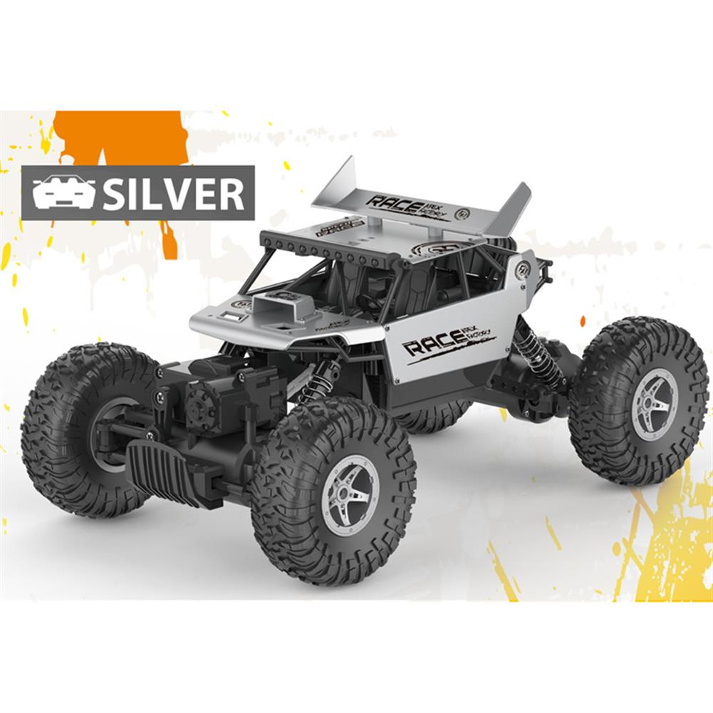 rc-cars Flytec 9118 1/18 2.4G 4WD Alloy Off Road RC Climbing Car RC1180715 3