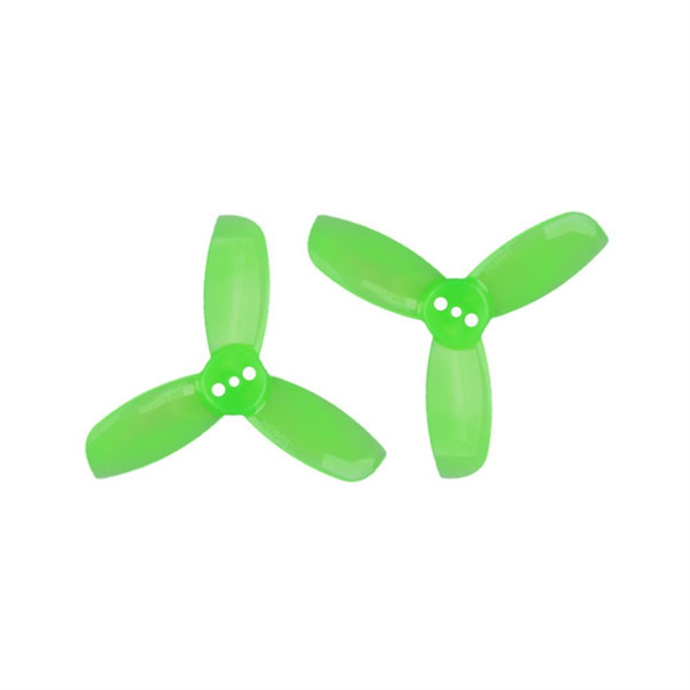 multi-rotor-parts 4 Pairs Gemfan Hulkie 1940 1.9x4.0 PC 3-blade Propeller CW CCW for 1104-1105 Motor FPV RC Drone RC1186604 5