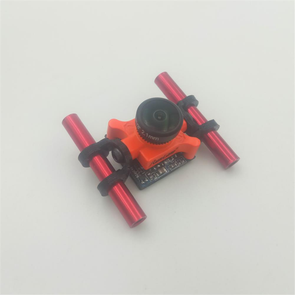 multi-rotor-parts-DIY Fixed Mount For Runcam Micro Swift FPV Camera Red & Black RC Drone FPV Racing Multi Rotor-RC1188709 3