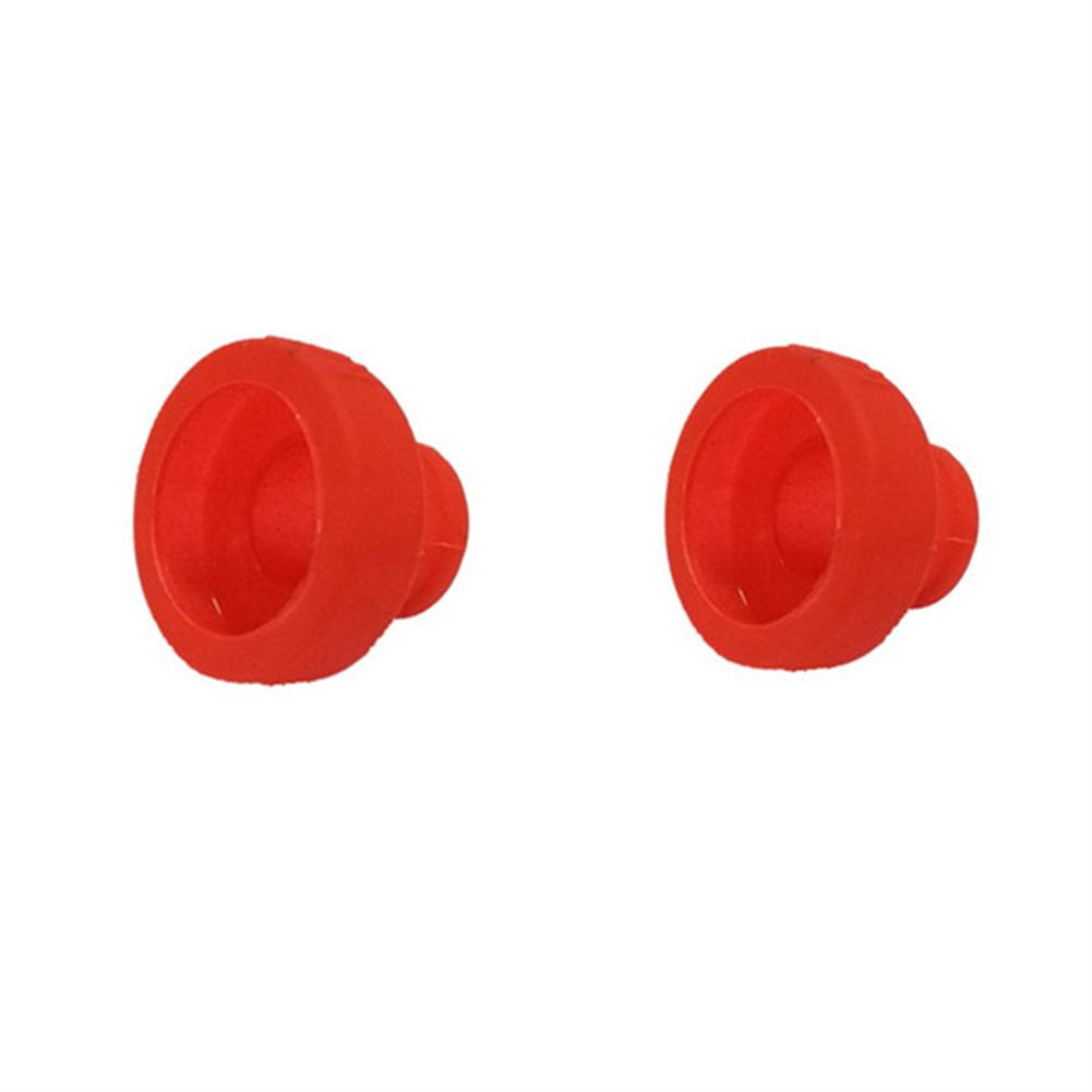 fpv-system 2PCS Plastic Protective Sleeve Cover for Emax Pagoda 2 Antenna Red/White/Black RC1193792