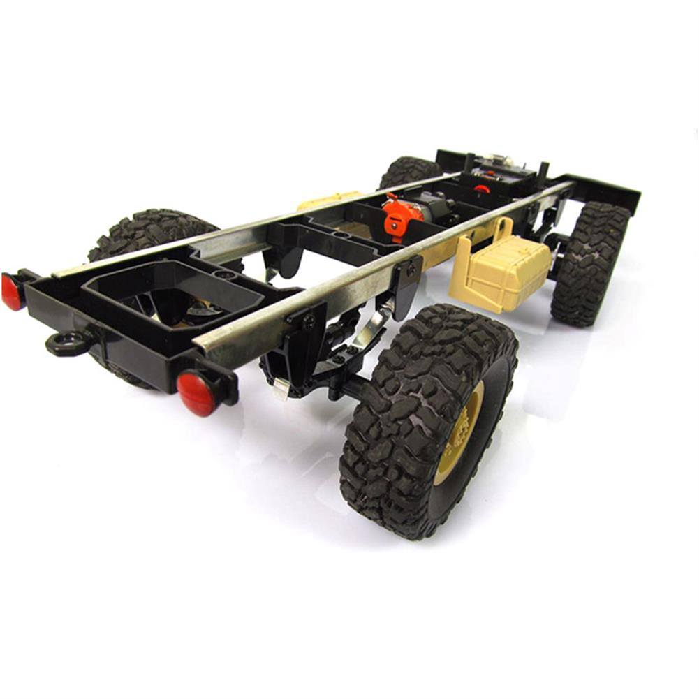rc-cars WPL WPLB-1 1/16 2.4G 4WD RC Crawler Off Road Car With Light RTR RC1194636 9