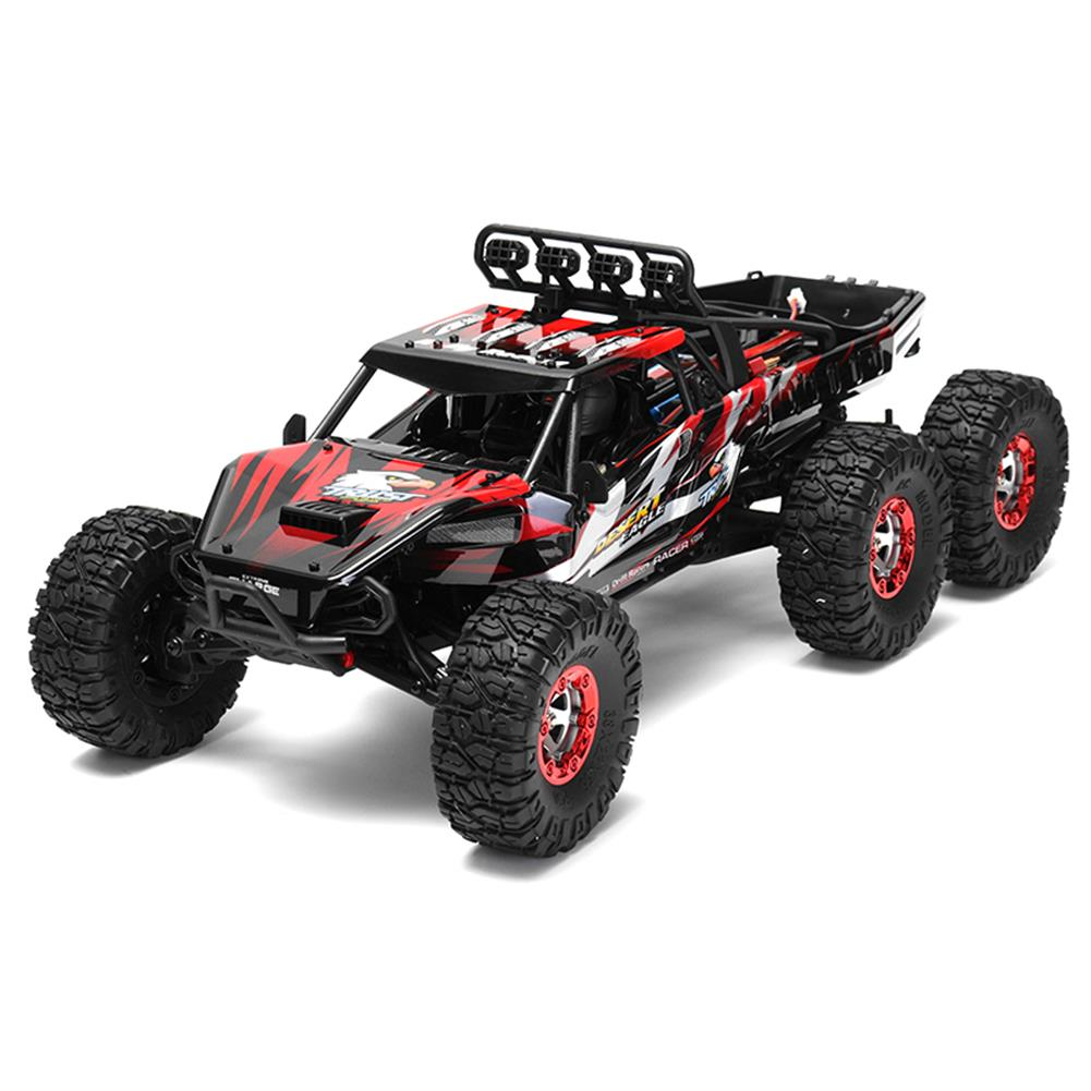 rc-cars FEIYUE FY06 1:12 2.4GHz 6WD 60KM/HRC Off Road Desert Truck - RTR RC1194843
