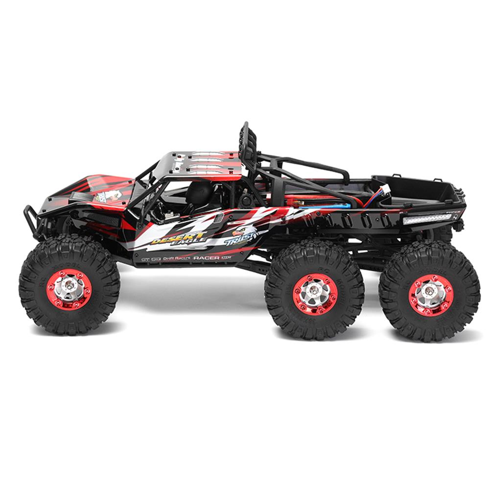 rc-cars FEIYUE FY06 1:12 2.4GHz 6WD 60KM/HRC Off Road Desert Truck - RTR RC1194843 2