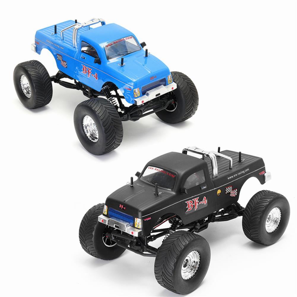 rc-cars 1/10 VRX Racing BF-4 RC Car Electric RTR Brushed 2/.4GHz Truck RC1196369