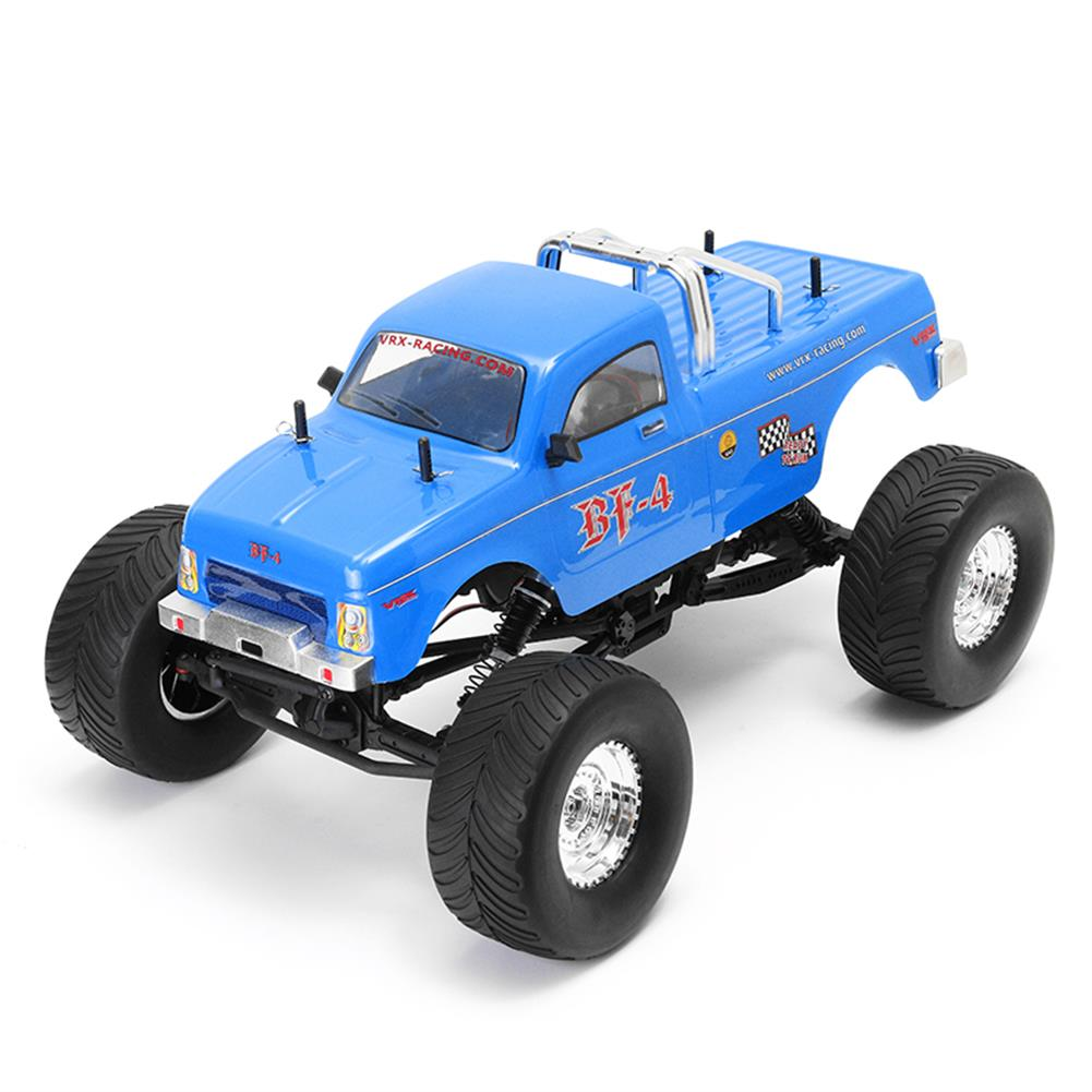rc-cars 1/10 VRX Racing BF-4 RC Car Electric RTR Brushed 2/.4GHz Truck RC1196369 5