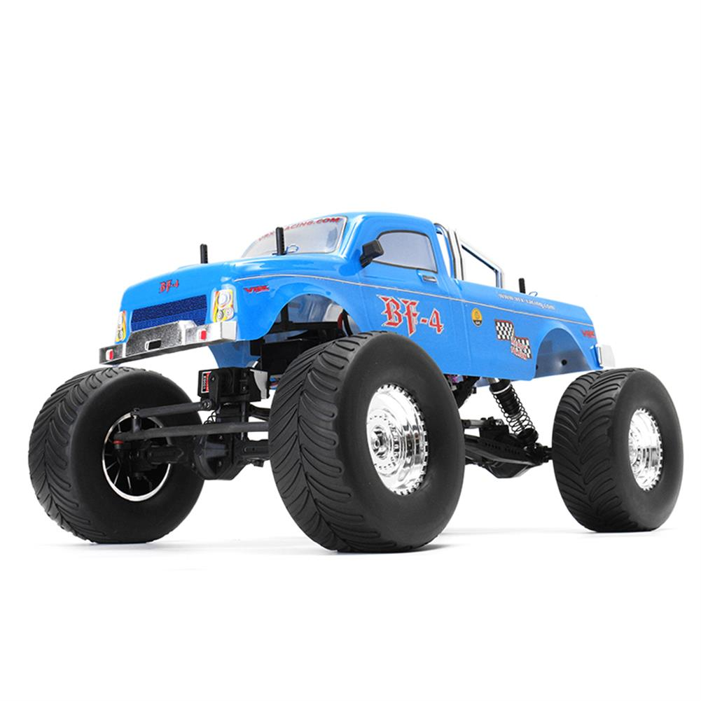 rc-cars 1/10 VRX Racing BF-4 RC Car Electric RTR Brushed 2/.4GHz Truck RC1196369 6