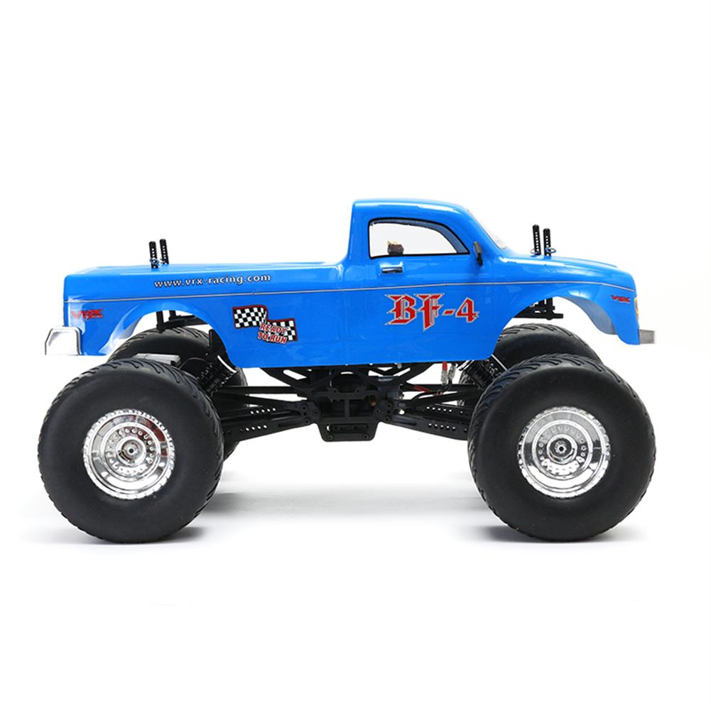 rc-cars 1/10 VRX Racing BF-4 RC Car Electric RTR Brushed 2/.4GHz Truck RC1196369 7