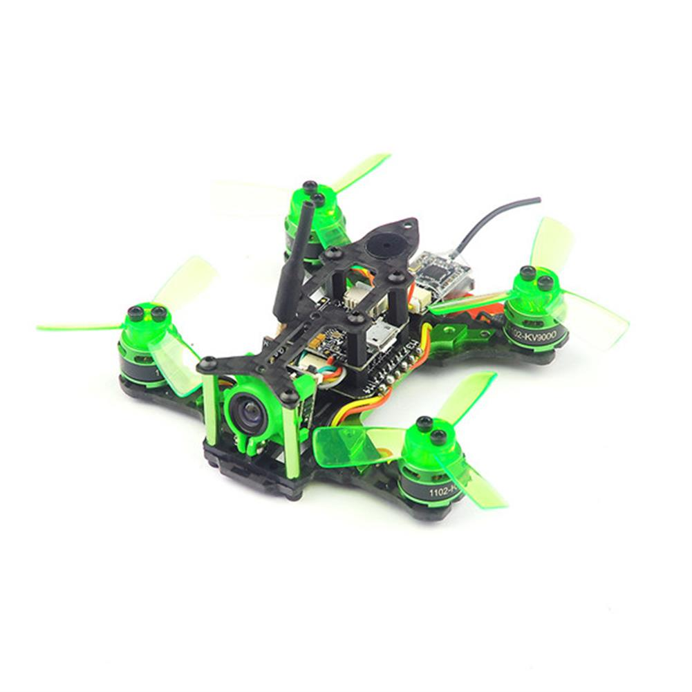fpv-racing-drones Happymodel Mantis85 85mm RC FPV Racing Drone w/ Supers_F4 6A BLHELI_S 5.8G 25MW 48CH 600TVL BNF RC1201382