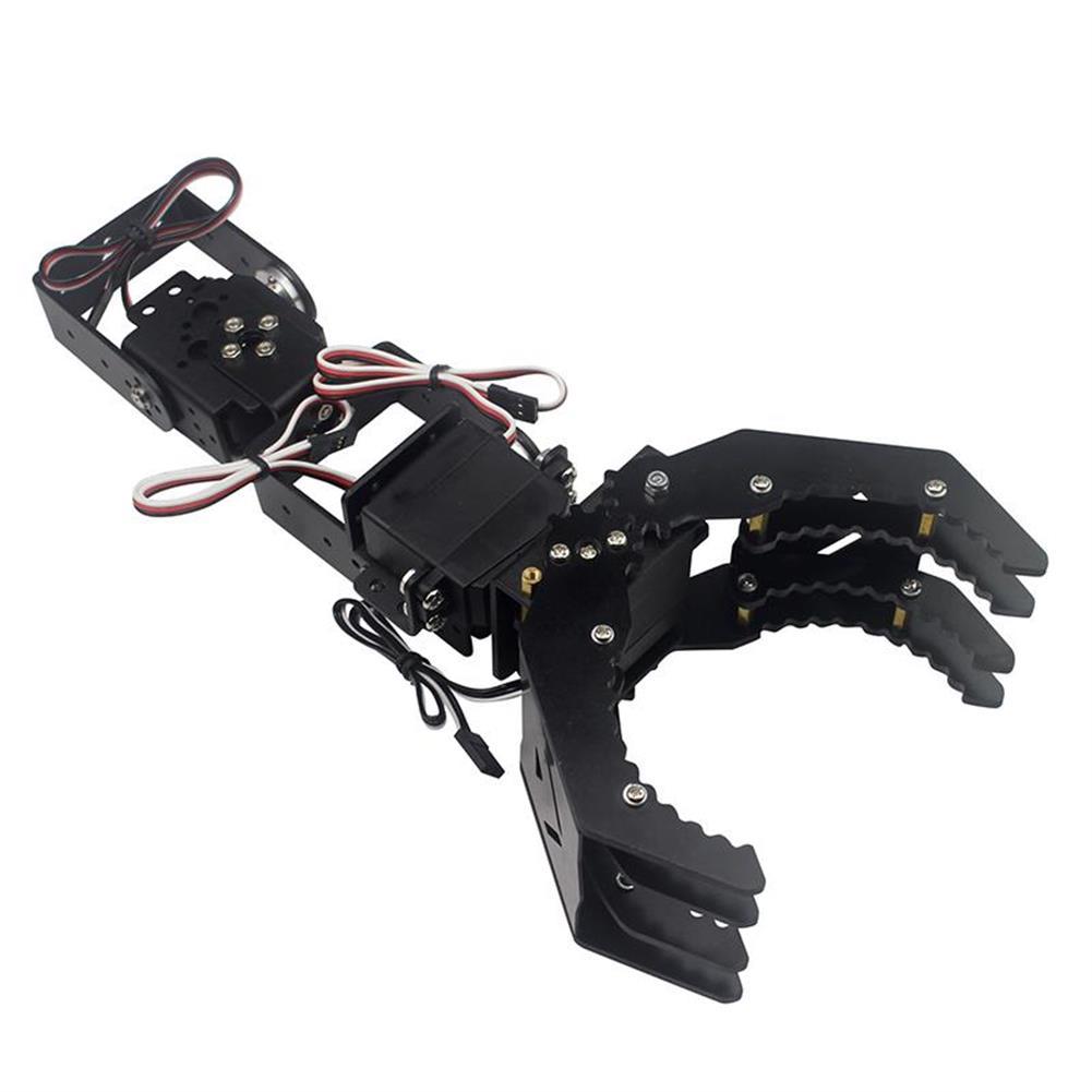 robot-arm-tank DIY 4DOF Robot Arm Claw Holder With Arduino 4pcs Digital Servo RC1208203