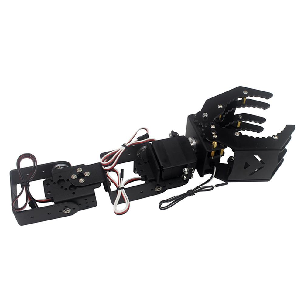 robot-arm-tank DIY 4DOF Robot Arm Claw Holder With Arduino 4pcs Digital Servo RC1208203 1