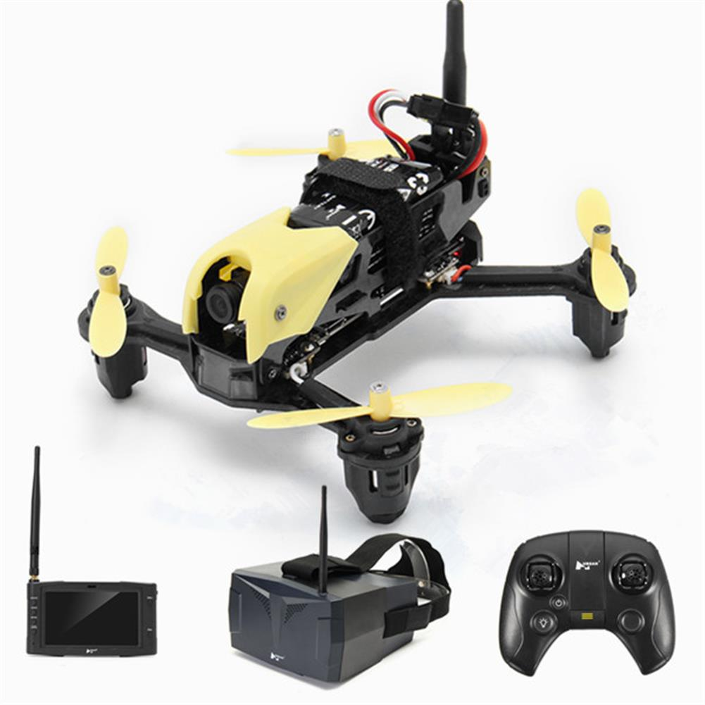 rc-quadcopters-Hubsan H122D X4 STORM 5.8G FPV Micro Racing Drone RC Quadcopter With 720P Camera HV002 Goggles-RC1209363