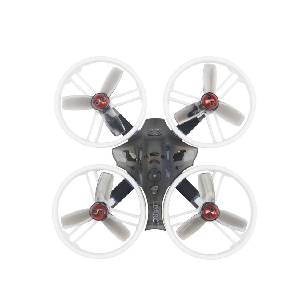 fpv-racing-drones KINGKONG/LDARC ET Series ET125 V2 125mm Micro FPV Racing RC Drone 800TVL Cam 16CH 25mW 100mW VTX BNF RC1211388 6