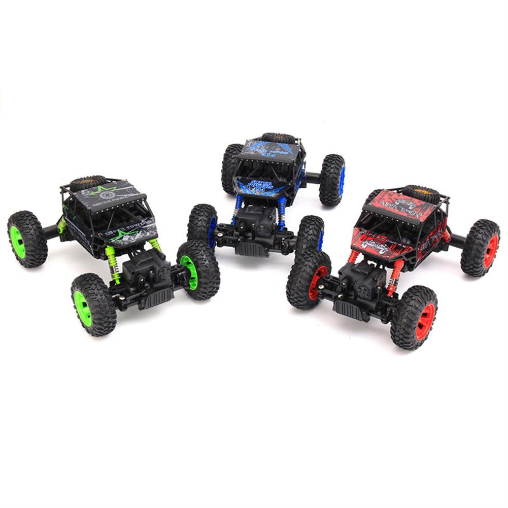 rc-cars HB P1803 2.4GHz 1:18 Scale RC Rock Crawler 4WD Off Road Race Truck Car Toy RC1217973