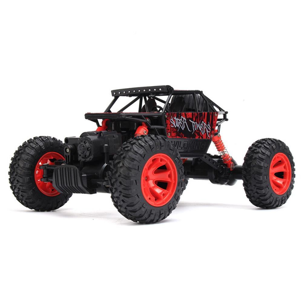 rc-cars HB P1803 2.4GHz 1:18 Scale RC Rock Crawler 4WD Off Road Race Truck Car Toy RC1217973 1