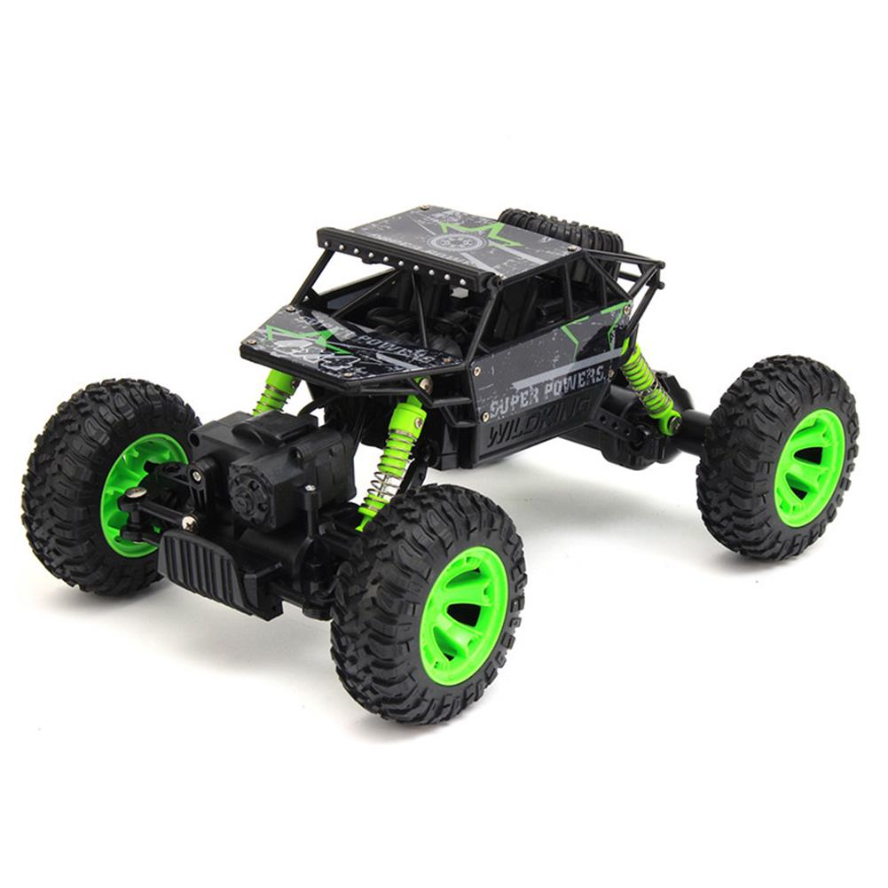 rc-cars HB P1803 2.4GHz 1:18 Scale RC Rock Crawler 4WD Off Road Race Truck Car Toy RC1217973 2
