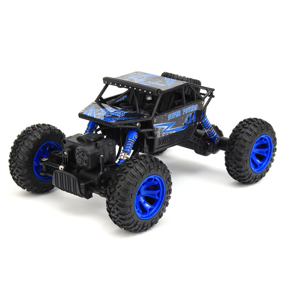 rc-cars HB P1803 2.4GHz 1:18 Scale RC Rock Crawler 4WD Off Road Race Truck Car Toy RC1217973 3
