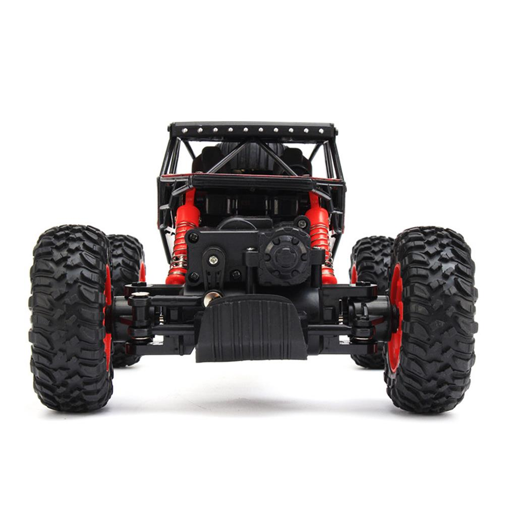 rc-cars HB P1803 2.4GHz 1:18 Scale RC Rock Crawler 4WD Off Road Race Truck Car Toy RC1217973 4