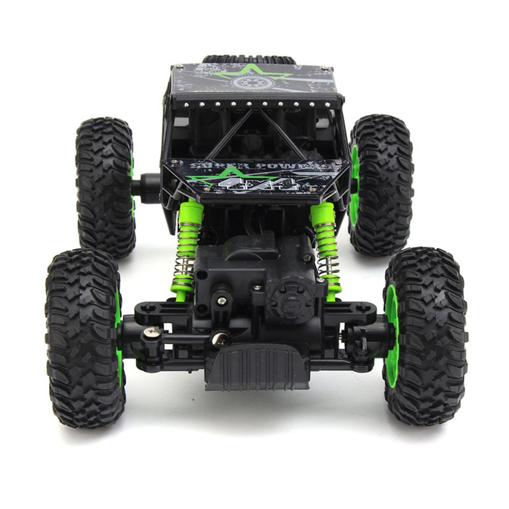 rc-cars HB P1803 2.4GHz 1:18 Scale RC Rock Crawler 4WD Off Road Race Truck Car Toy RC1217973 5