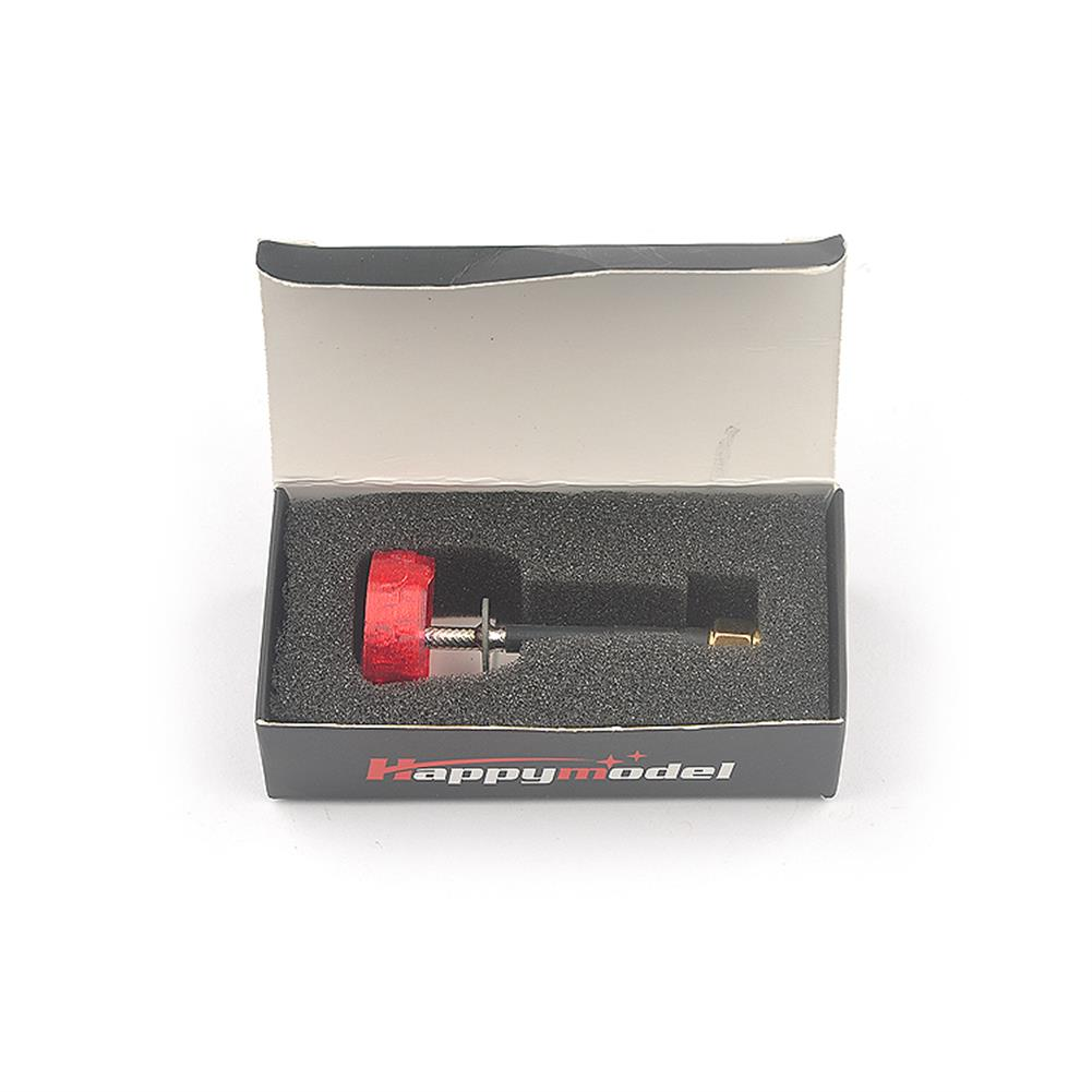 fpv-accessories Pagoda LHCP/RHCP 60mm 5.8G 2dBi FPV Antenna SMA/RP-SMA With Case Red/Purple FPV RC Drone RC1224234 7