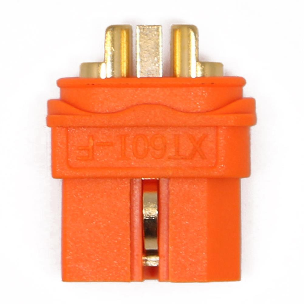 connector-cable-wire AMASS XT60I-F XT60IPW-M Connector Plug with Sheath Housing for BattGo Smart Lipo Battery RC1225557 2