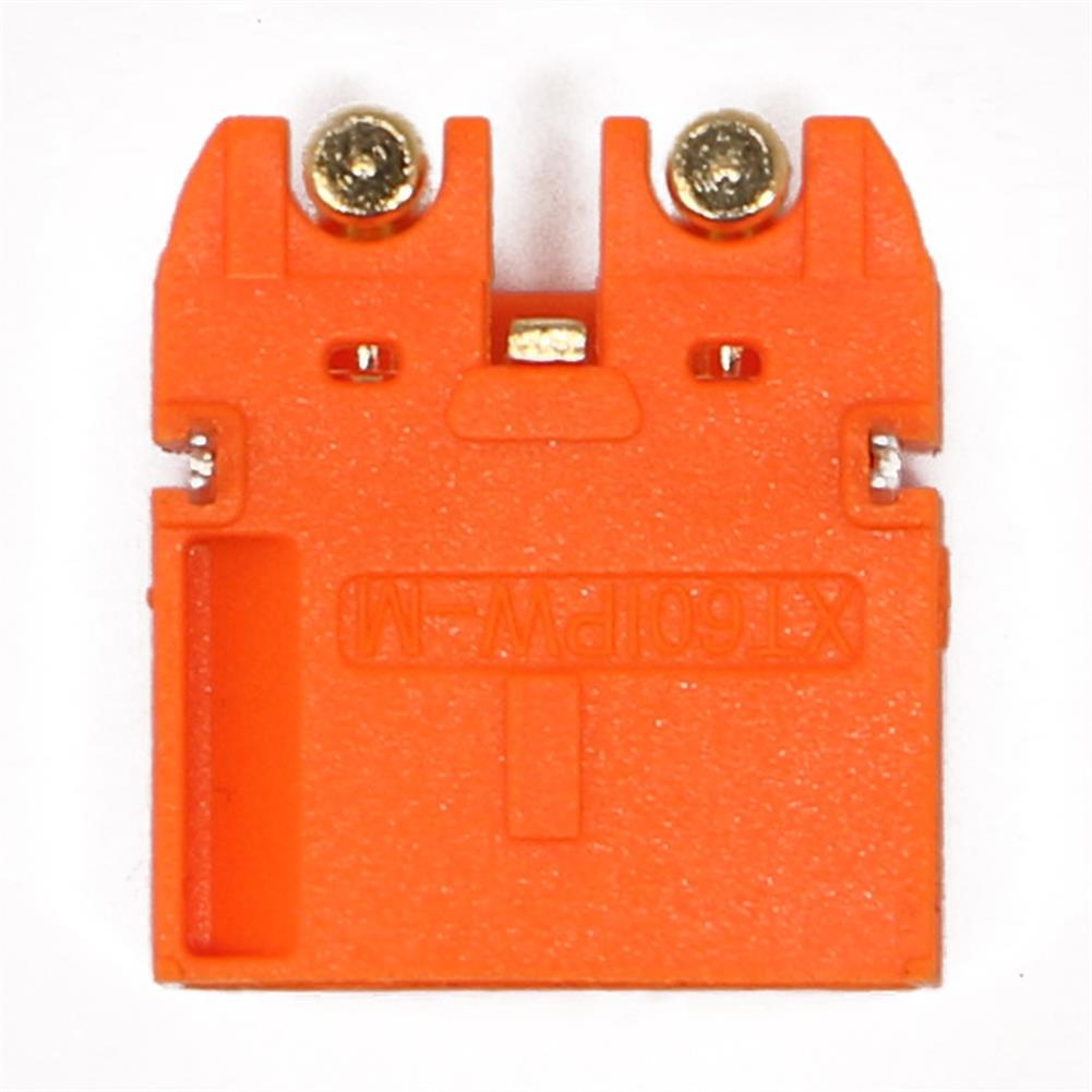 connector-cable-wire AMASS XT60I-F XT60IPW-M Connector Plug with Sheath Housing for BattGo Smart Lipo Battery RC1225557 6