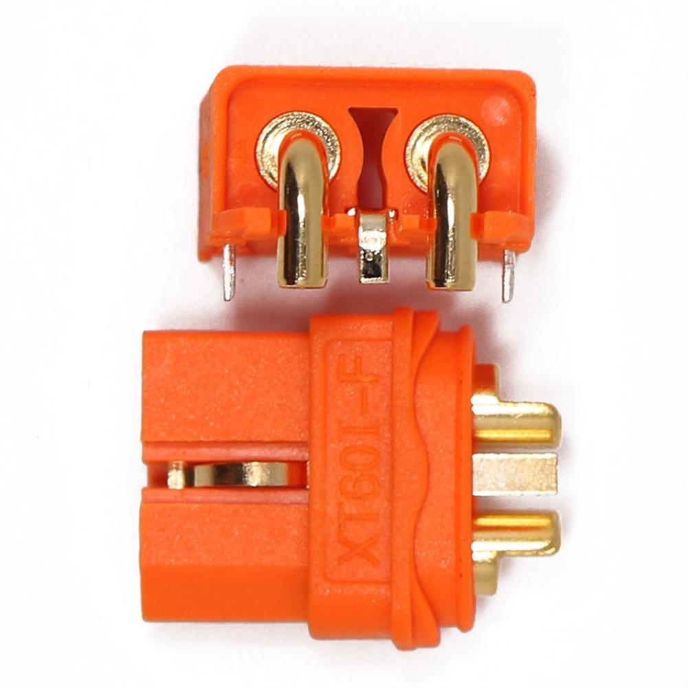 connector-cable-wire AMASS XT60I-F XT60IPW-M Connector Plug with Sheath Housing for BattGo Smart Lipo Battery RC1225557 8