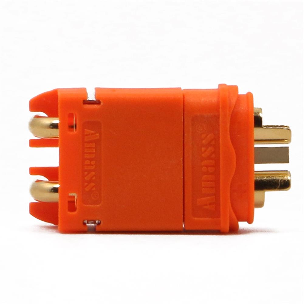 connector-cable-wire AMASS XT60I-F XT60IPW-M Connector Plug with Sheath Housing for BattGo Smart Lipo Battery RC1225557 9