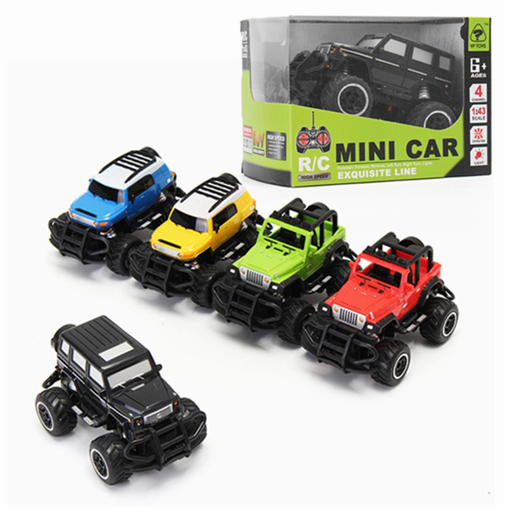 rc-cars 1:43 Four Channel RC Car Mini Off-road Vehicle 6146 Remote RC Car RC1226558