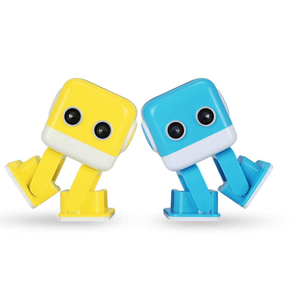 robot-toys WLtoys Cubee F9 Intelligent Programming APP Control Remote Control Dancing Robot Toys RC1229276