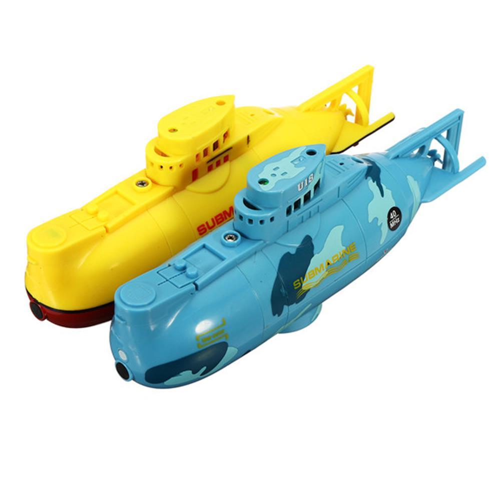 rc-boat 6CH Speed Radio Remote Control Electric Mini RC Submarine Boat Kids Children Toy RC1229569